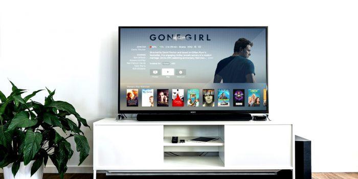 El fenómeno de Netflix en una pantalla a toda resolución